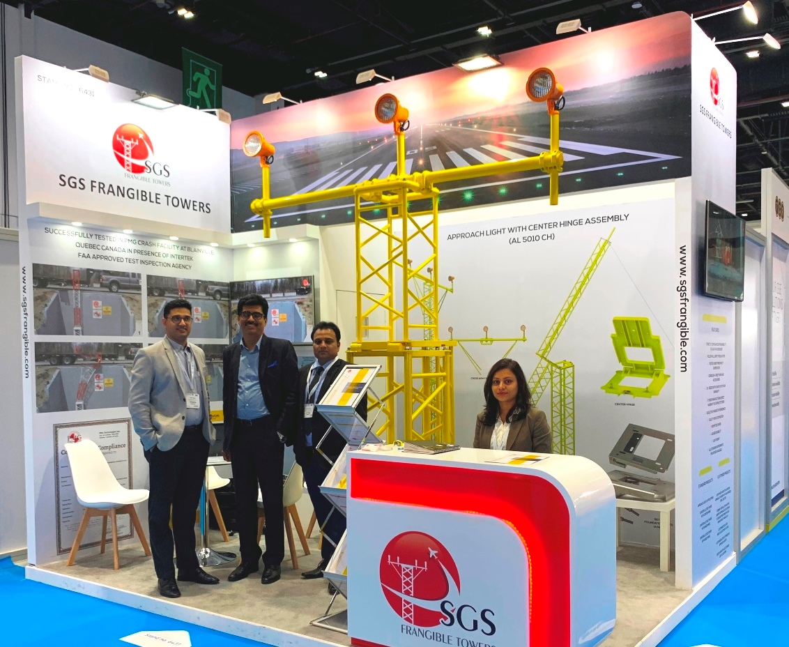 sgs-frangible-tower-شارك-في-Dubai-Airport-Show-May-2019